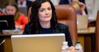 Скалецкая ответила, что Украина готова к вспышке коронавируса