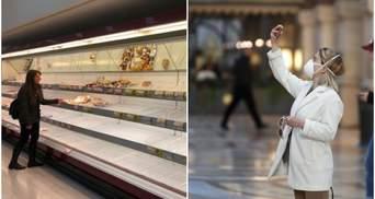Пустые полки маркетов и туристы в масках: как живет охваченная коронавирусом Италия – фото
