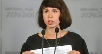 Татьяне Чорновол объявили о подозрении: в чем ее обвиняют