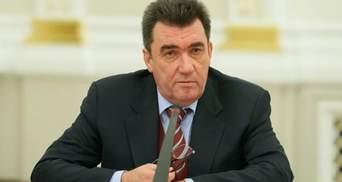 Не вірю у випадковість, – Данілов про бій біля Золотого і групи впливу в Росії