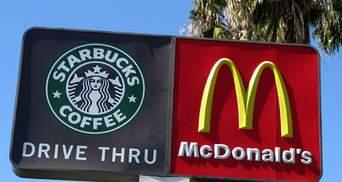 """""""Умные"""" стаканчики, которые можно отслеживать: mcdonald's и Starbucks удивили новинкой"""