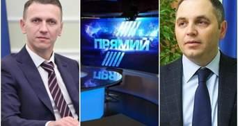 """Трубу прорвало: об обысках ГБР на """"Прямом"""" и причастности Портнова"""
