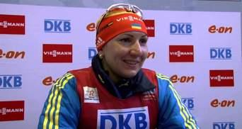 Чемпионат Европы по биатлону: сборная Украины после первой гонки осталась без лидера