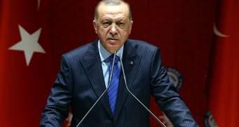 Туреччина оголосила воєнний стан