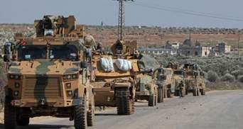 Туреччина у відповідь на обстріл в Ідлібі нейтралізувала понад 50 бійців Асада: відео