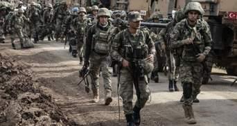 Туреччина знову зазнала втрат у сирійському Ідлібі