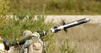 Коли Україна отримає потужні комплекси Javelin від США