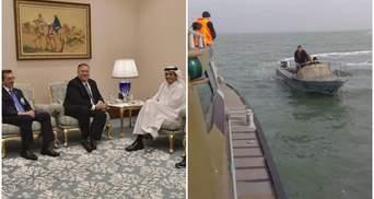 Головні новини за 29 лютого: історична угода США й Афганістану, повернення захоплених РФ рибалок