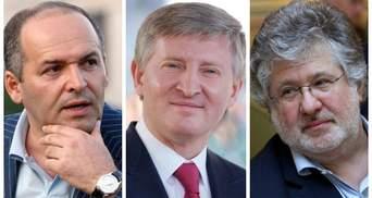 Ключові олігархи: експерт пояснив, хто чекає на звільнення Гончарука