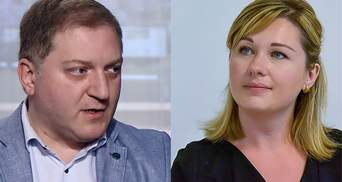 Французскую депутатку возмутила ложь о ней и войне на Донбассе от депутата ОПЗЖ Волошина