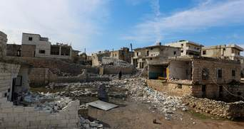 Над северо-западом Сирии закрыли воздушное пространство: детали