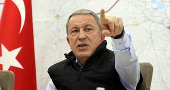 Туреччина офіційно розпочала військову операцію у Сирії