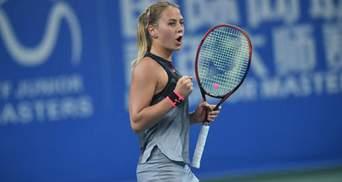 Украинка Костюк впервые с октября пробилась в основную сетку турнира серии WTA