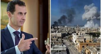 Война в Сирии: армия Асада при поддержке россиян пошла в наступление