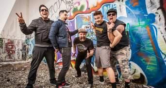 Американська група Zebrahead виступить на фестивалі UPark