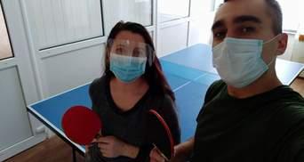 Турнір з тенісу: Скалецька розповіла про дозвілля в обсервації
