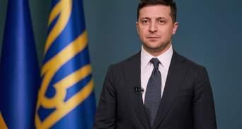 Виступ Зеленського перед відставкою Гончарука: головне