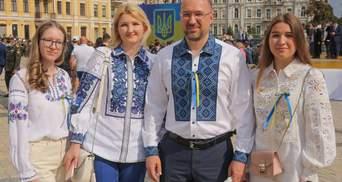 Катерина Шмигаль: що відомо про дружину прем'єр-міністра України Дениса Шмигаля