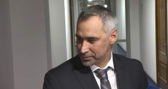"""Рябошапка: """"Слуги народу"""" просили мене призначити своїх прокурорів і """"порішати"""" деякі справи"""