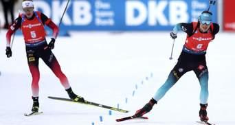 Биатлон: Йоханнес Бе фантастически выиграл спринт в Нове-Место, украинцы провалили гонку