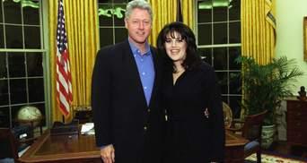 Чтобы снять напряжение на работе, – Билл Клинтон рассказал о своих изменах