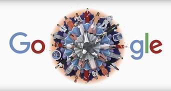 Новый дудл от Google: вдохновенное видео о женщинах к 8 марта