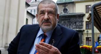 Хтось тестує українців, – Чубаров про заяви політиків щодо подачі води у Крим