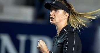 Українські тенісистки втратять всі очки за минулорічний Індіан-Веллс