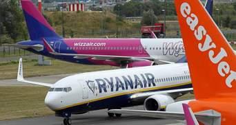 Wizz Air и Ryanair отменили все рейсы в Италию