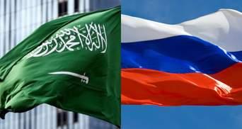 Росія та Саудівська Аравія ділять ринок нафти: масштабні наслідки для всього світу