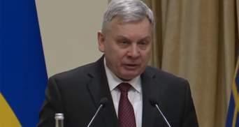 Андрій Таран назвав пріоритети роботи Міністерства оборони