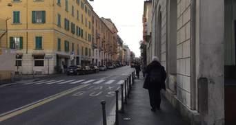 Італія посилила карантинні заходи через коронавірус: закрили майже всі магазини