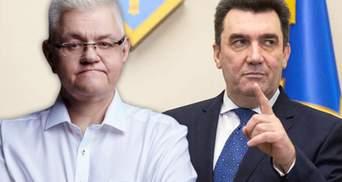 Сивохо не представляє офіційно позицію РНБО, – Данілов