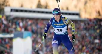 Кубок світу з біатлону: українки виступлять потужним складом у спринтерській гонці