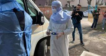 Коронавірус в Україні: у Радомишлі ізолювали 22 людини
