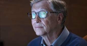 Засновник Microsoft Біл Гейтс покидає раду директорів компанії