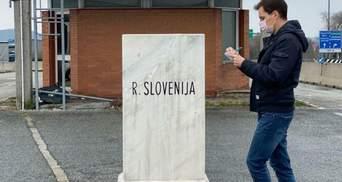 Словенці почали пропускати автобуси з українцями
