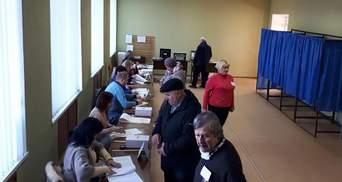 Выборы в 179 округе на Харьковщине: все участки открылись вовремя