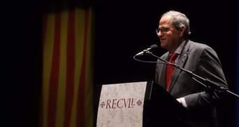 Лідер Каталонії Кім Торра захворів на коронавірус