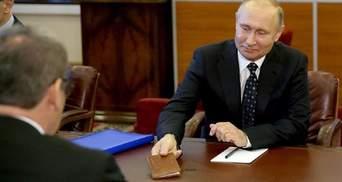 Путін визнав українців носіями російської мови і ще більше спростив надання громадянства