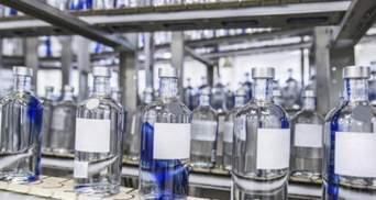 Украина остановила экспорт спирта из-за коронавируса