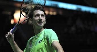 Лучший теннисист Украины резко ответил Усику на заявление о коронавирусе