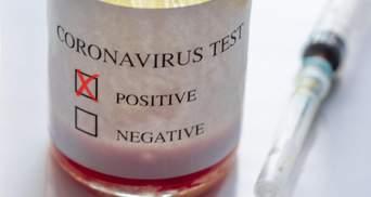 В Украине коронавирусом заболел 41 человек: новый случай на Тернопольщине