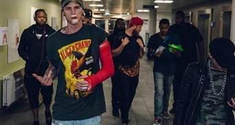 Репер Machine Gun Kelly презентував відео на спільний трек із Young Thug