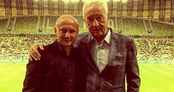 """Дыминского не было в машине во время ДТП, – бывший вице-президент """"Карпат"""" Смалийчук"""