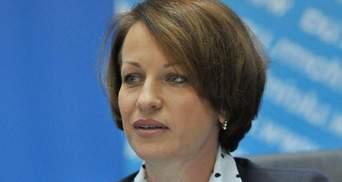 Украинских пенсионеров хотят максимально перевести на безналичную систему расчетов