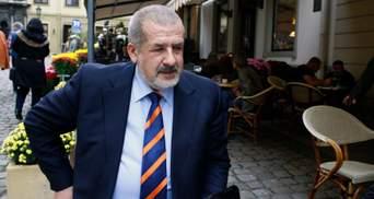 Російські окупанти у Криму відкрили кримінальне провадження проти Рефата Чубарова