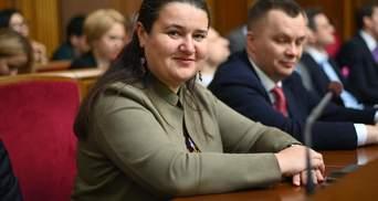 Ексголова Мінфіну Маркарова задекларувала коня, мільйонні доходи і квартиру у США