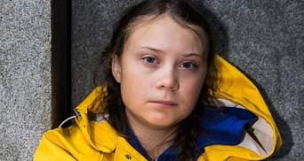 Эко-активистка Грета Тунберг вероятно переболела коронавирусом