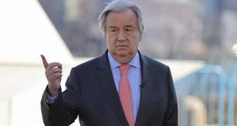 Коронавирус в мире: в ООН призвали отменить санкции против ряда стран